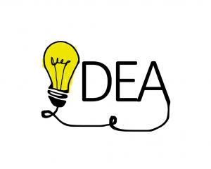 gute idee haben